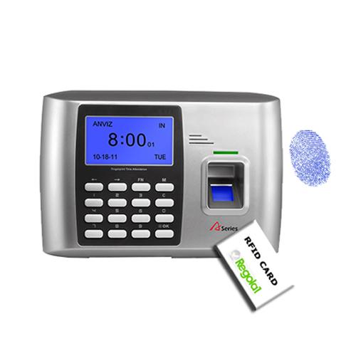 A300ID: biometrico, RFID e codice PIN.