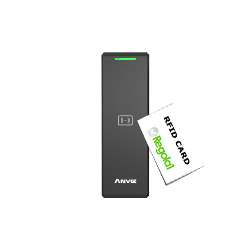 Anviz, C2 SR: RFID / Mifare reader, IP65 for SAC844 and devices with Wiegand In.