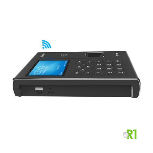 Anviz, C2-Pro: biometric, RFID, PIN code, wi-fi, PoE and Linux.