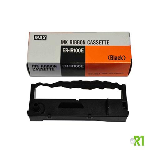ER-IR100E: Cartuccia nastro timbracartellini MAX1500