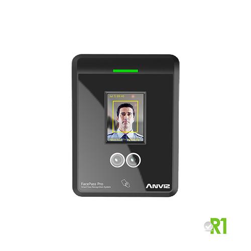 FACEPASS: riconoscimento facciale, RFID e codice PIN.