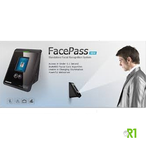 Anviz, FACEPASS: Face recognition, RFID  and/or PIN code