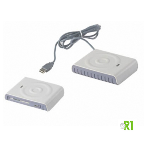 MF-CR-RW: Lettore scrittore (R/W) tessere Mifare porta USB.