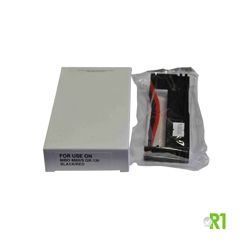 QR120-NAST: Ribbon cartridge for SEIKO QR120 time recorder