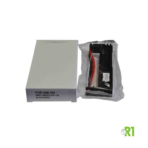 QR120-NAST: Cartuccia nastro per timbracartellini SEIKO QR120