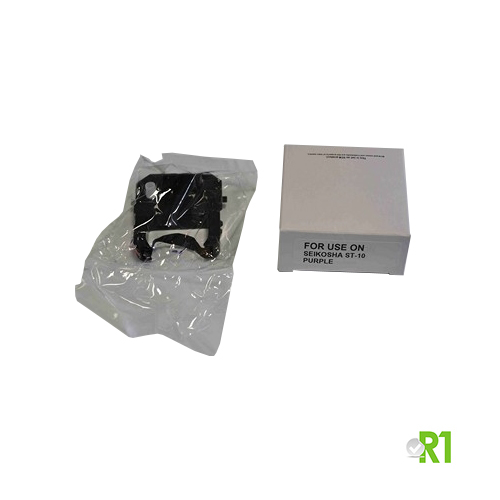 QR350-NAST: Ribbon cartridge for SEIKO QR350, QR375, QR395