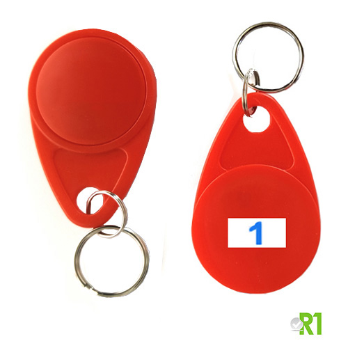 R1-MF1TG: N.5 Tag Mifare 1K con numerazione € 3,10 cad.
