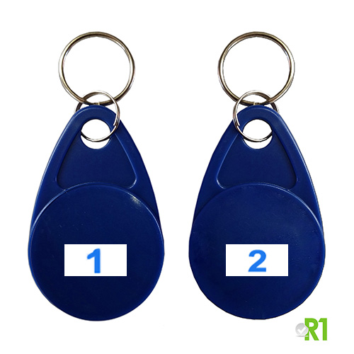 R1-RFTG: N.5 Tag RFID con numerazione € 3,00 cad.