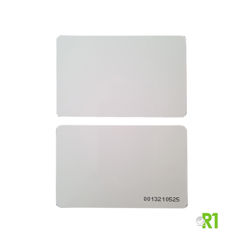 RF: 200 RFID badges € 0.35 each