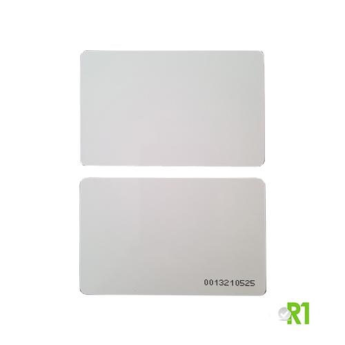 RF: N.200 Tessere RFID € 0,35 cad.