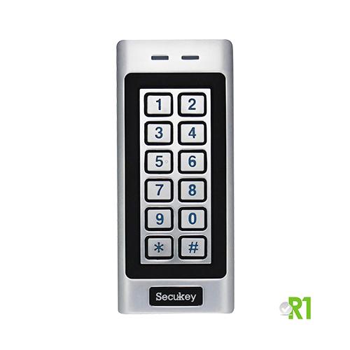 RSK4: RFID e codice PIN, IP66, due relè.