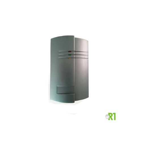 T-REMOTE: testina RFID, IP65 per SAC844 e i lettori con Wiegand In.