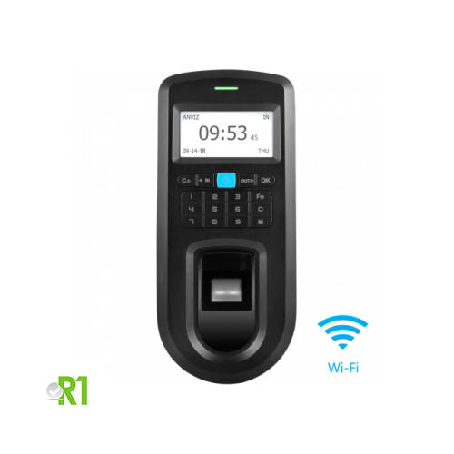 VF20: Biometrico, Codice PIN e Wifi.