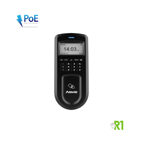 VP30-P: RFID, codice PIN e PoE (power over ethernet).