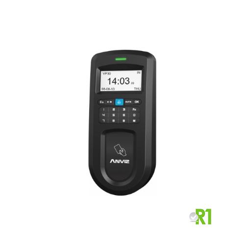 VP30: RFID e codice PIN.