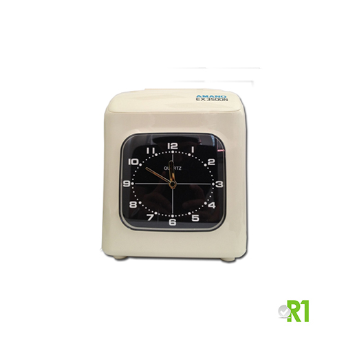 6 stamps electronic time recorder